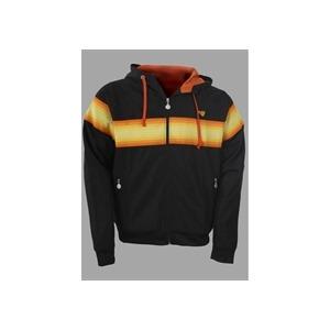 Photo of Gola Hunt Wind Jacket Black & Orange Tops Man
