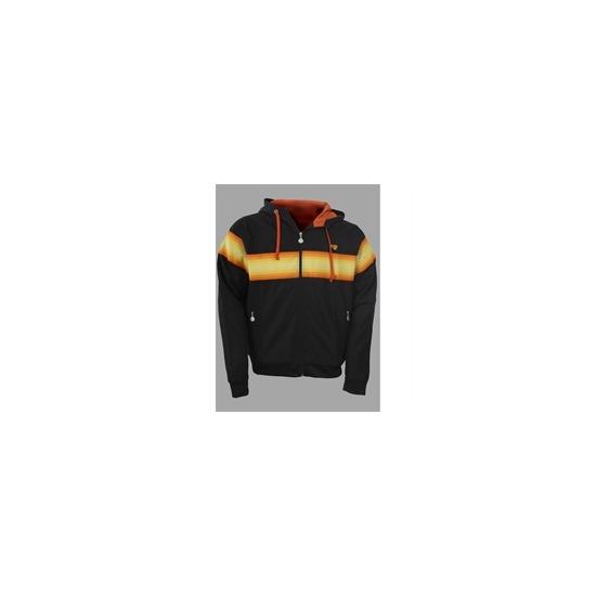 Gola Hunt Wind Jacket Black & Orange