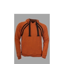 Gola Ball Hooded Sweat Orange & Black Reviews