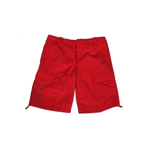 Photo of Nike Graphic Shorts - Red Trousers Man