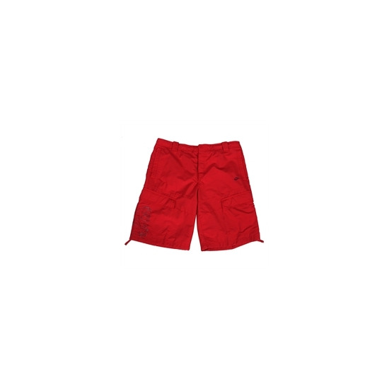 Nike Graphic Shorts - Red