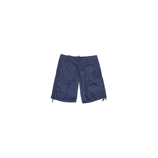 Nike Graphic Shorts - Navy Blue