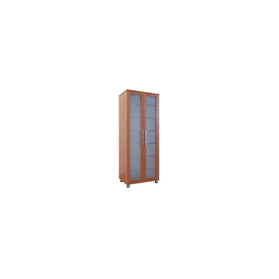 Phoenix 2 Door Wardrobe  Walnut Effect