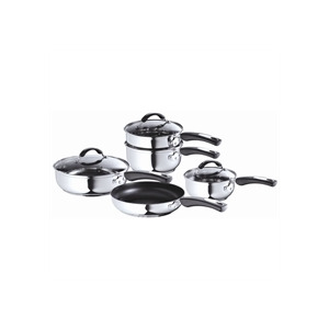 Photo of Tower 5 Piece Pan Set Cookware