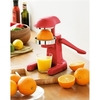Photo of Retro Mini Hand Juicer Red Kitchen Accessory