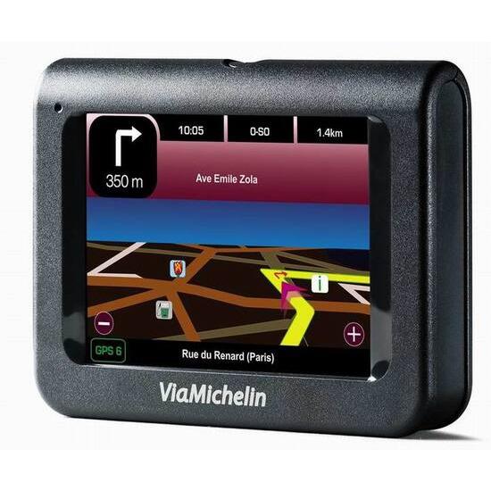 ViaMichelin X960 V6. UK  & Ireland