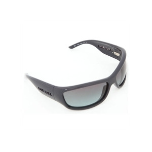 Photo of Diesel Sunglasses DS0090 Blue/Grey Sunglass