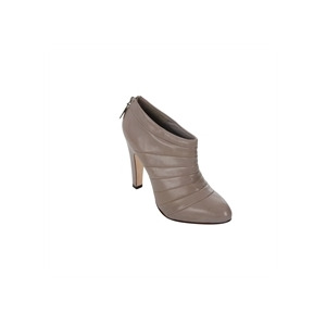 Photo of All Saints Leather Shoe Boots Grey Shoes Woman