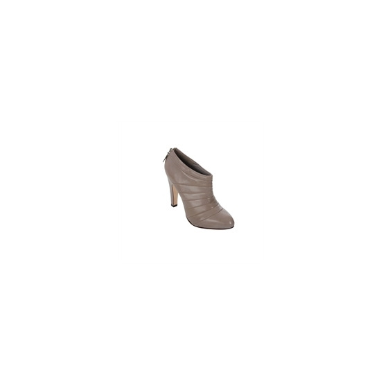 All Saints Leather Shoe Boots Grey