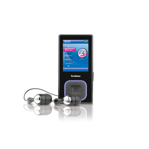 Photo of Goodmans GMP34G6 4GB MP3 Player