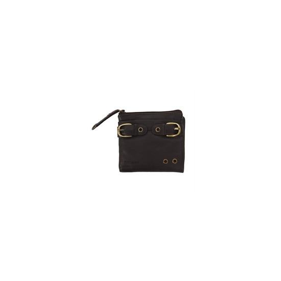 Oriano purse chocolate brown