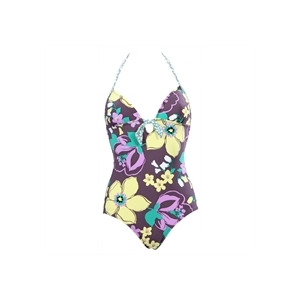 Photo of Odille Statement Floral Swimsuit Swimwear