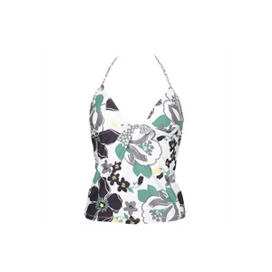Photo of Odille Floral Print Tankini Top Tops Woman