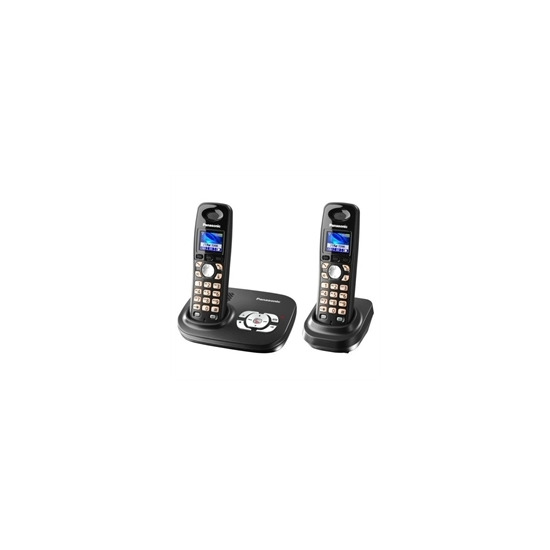 Panasonic KXTG8022 Dect Twin and Answer Machine