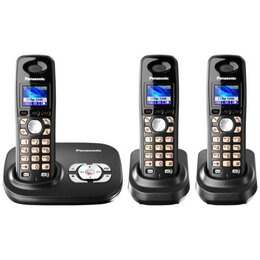 Panasonic KXTG8023 Dect Trio and Answer Machine Reviews