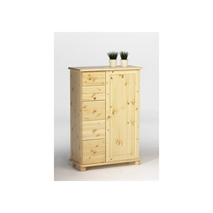 Photo of Martin 1 Door 5 Drawer Combi Unit Furniture