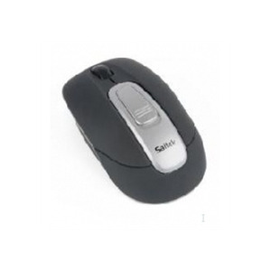 Photo of Saitek Rechargeable Wireless Mouse - Black Computer Mouse