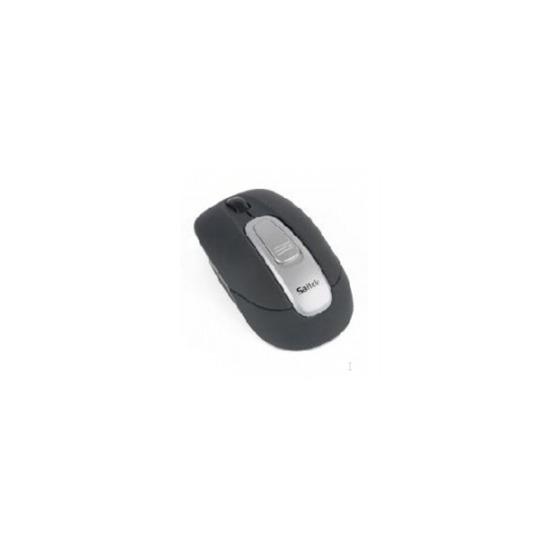 Saitek Rechargeable Wireless Mouse - Black