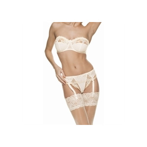 Photo of Fantasie Embrioidered Strapless Bra Cream Underwear Woman