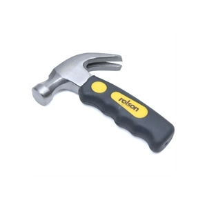 Photo of Rolson 10 Ounce Stubby Hammer Tool