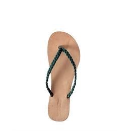 Great Plains Plait Flip Flop - Turquoise Reviews