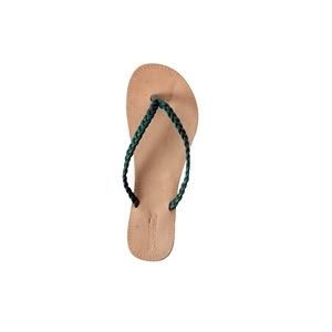 Photo of Great Plains Plait Flip Flop - Turquoise Shoes Woman