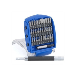 Photo of Rolson 32 Piece Magnetic Driver Guide Set Tool