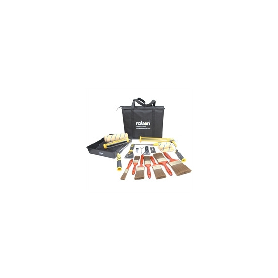 Rolson 33pc Decorative Tool Kit
