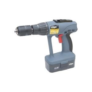 Photo of Rolson 24V Impact Drill (BMC) 2 Battery Power Tool