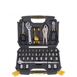 Rolson 52 Piece Tool & Socket Set Reviews