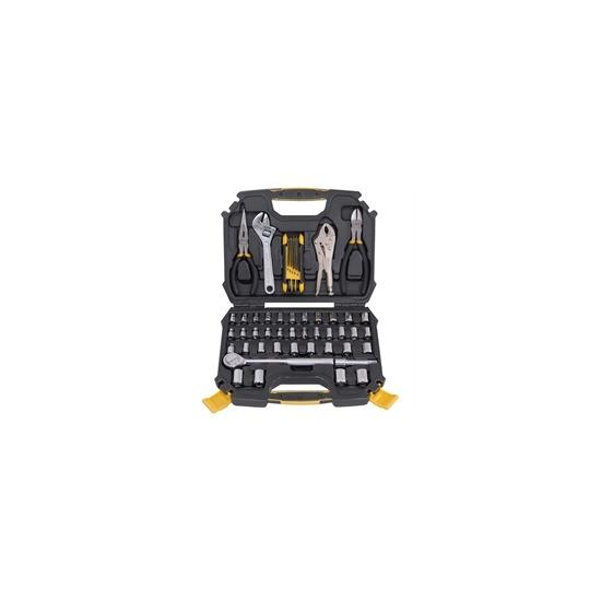 Rolson 52 Piece Tool & Socket Set