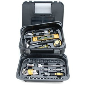 Photo of Rolson 128 Piece Household and Automotive Tool Set Tool