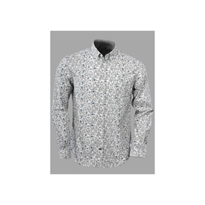 Photo of French Connection Long Sleeved Floral Print Shirt Shirt