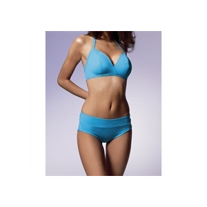 Photo of Freya Blue Halterneck Bikini Top Swimwear