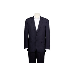 Photo of Scott Navy Linen Blend Suit Jackets Man