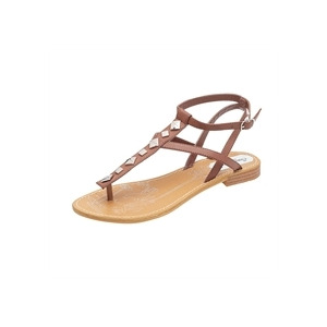 Photo of Savannah Gladiator Sandals Brown Shoes Woman