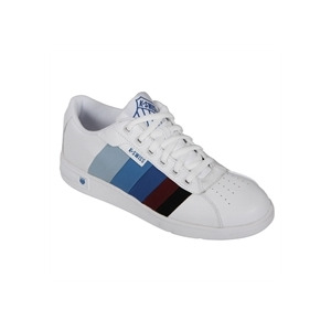 Photo of K Swiss Davock Men's Trainers White Trainers Man