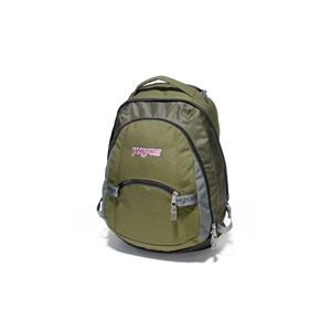 Photo of Jansport Trinity Green BP Camo Back Pack