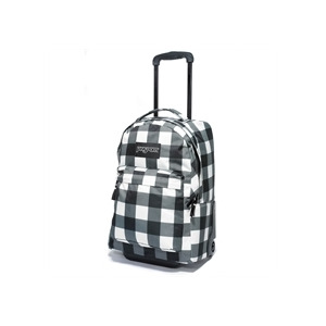 Photo of Jansport Wheeled Superbreak Buffalo Plaid Luggage