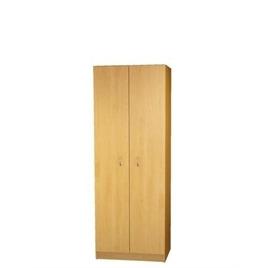 San Marino 2 Door Wardrobe  Beech Effect Reviews