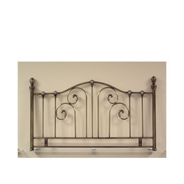 La Rochelle 5ft Headboard - Antique Brass Effect Reviews