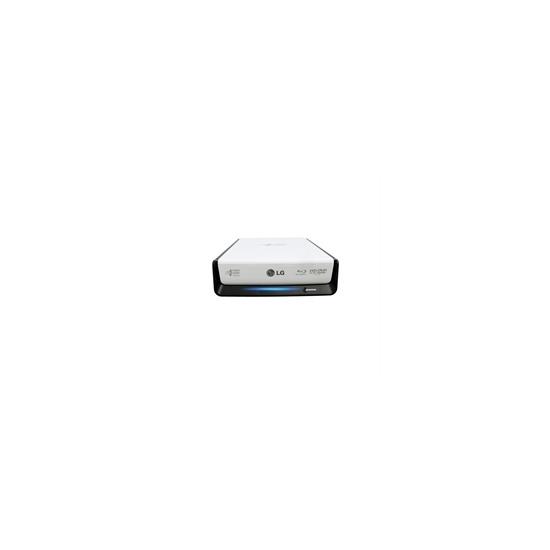 LG 6x External Blu-Ray Disc Rewriter