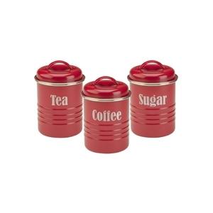 Photo of Typhoon Tea, Coffee and Sugar Storage Jars Kitchen Accessory
