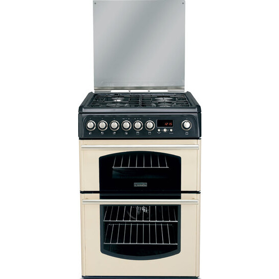 Cannon Traditional C60DT 60cm Dual Fuel Cooker