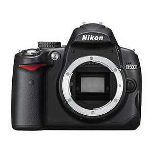 Photo of Nikon D5000 (Body Only) Digital Camera