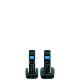 BT Synergy 5100 Twin Digital Cordless Phone with SMS Texting Reviews