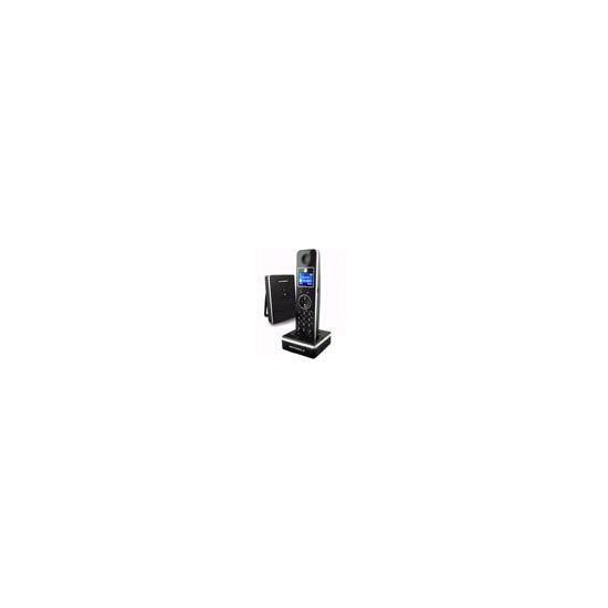 Motorola Motolivn D801 Digital Cordless Phone With HD Sound - Black - Eco Phone