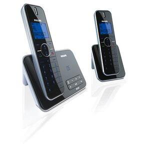 Photo of Philips ID5552 Twin Landline Phone