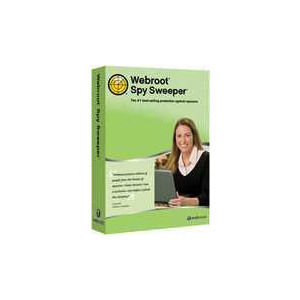 Photo of Webroot Spy Sweeper Software