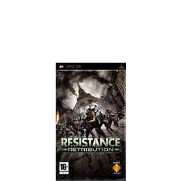 Resistance Retribution (PSP) Reviews